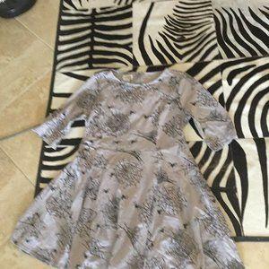 Unique Vintage dress size 4x new (3x/4x)